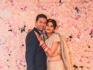 Le mariage de Pooja et Manoj 3