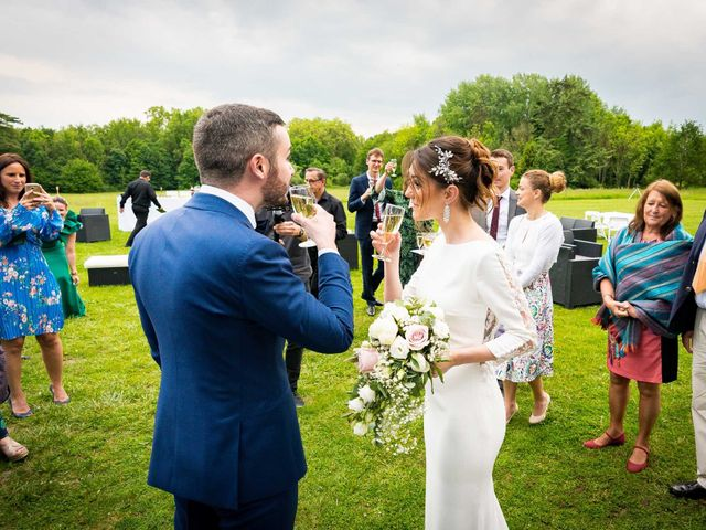 Le mariage de Ana Paula et Jean-Baptiste
