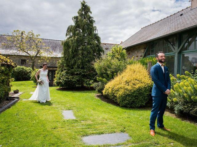 Le mariage de Yoann et Lucie à Châteaugiron, Ille et Vilaine 21