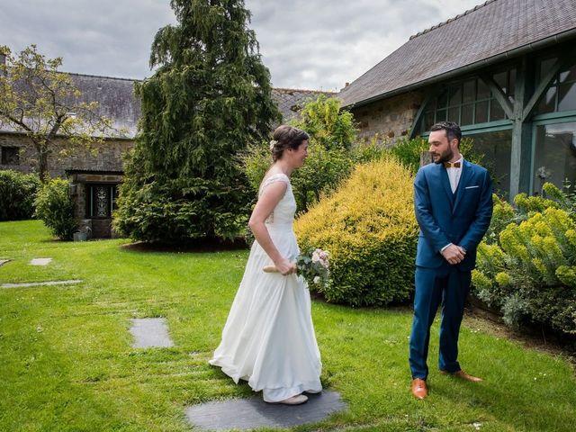 Le mariage de Yoann et Lucie à Châteaugiron, Ille et Vilaine 22