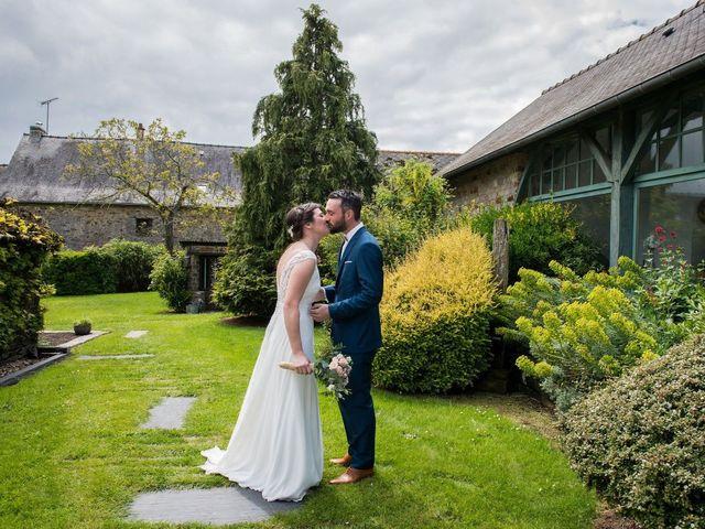 Le mariage de Yoann et Lucie à Châteaugiron, Ille et Vilaine 23