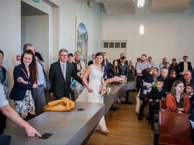 Le mariage de Yoann et Lucie à Châteaugiron, Ille et Vilaine 28