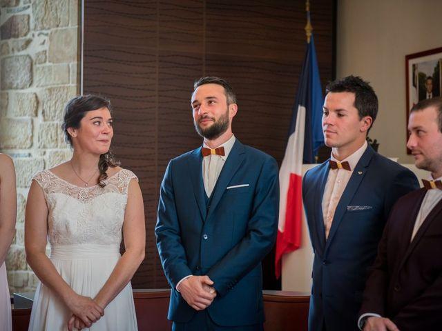 Le mariage de Yoann et Lucie à Châteaugiron, Ille et Vilaine 31