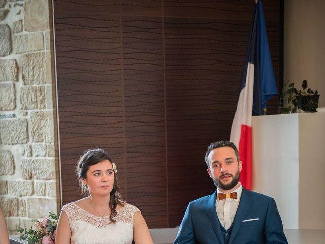 Le mariage de Yoann et Lucie à Châteaugiron, Ille et Vilaine 33