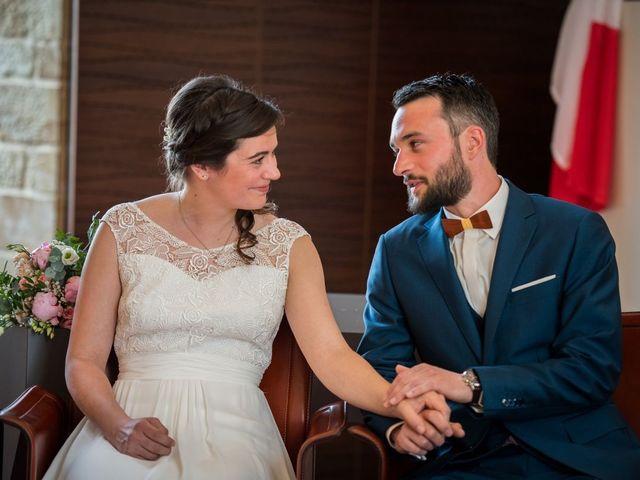 Le mariage de Yoann et Lucie à Châteaugiron, Ille et Vilaine 35