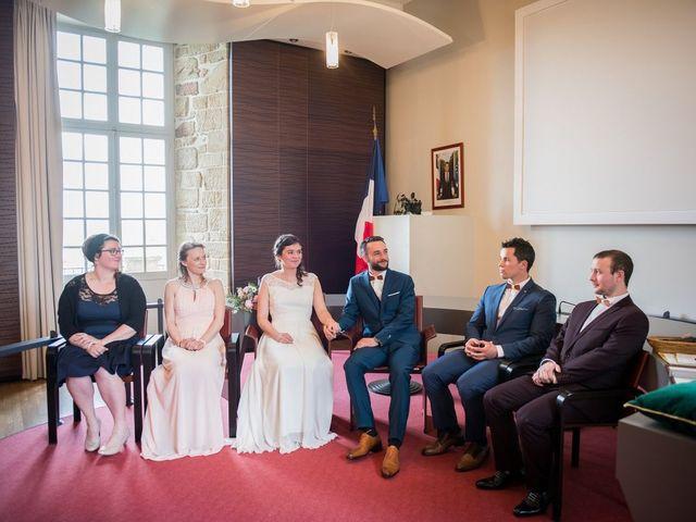 Le mariage de Yoann et Lucie à Châteaugiron, Ille et Vilaine 43
