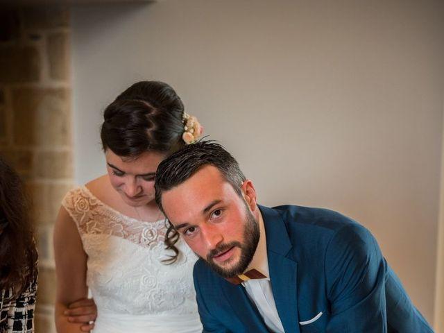 Le mariage de Yoann et Lucie à Châteaugiron, Ille et Vilaine 45