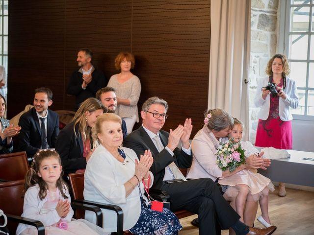 Le mariage de Yoann et Lucie à Châteaugiron, Ille et Vilaine 46