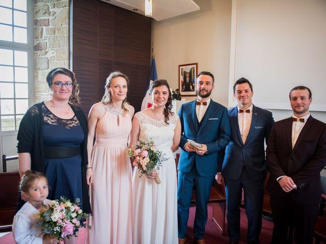 Le mariage de Yoann et Lucie à Châteaugiron, Ille et Vilaine 47