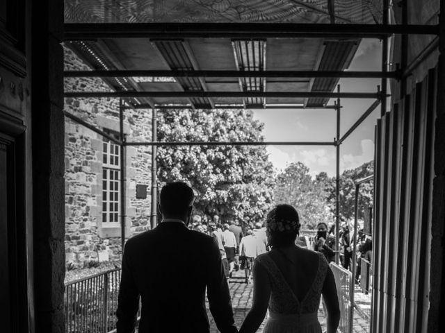 Le mariage de Yoann et Lucie à Châteaugiron, Ille et Vilaine 52