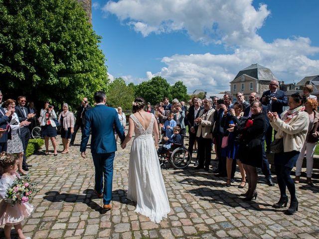 Le mariage de Yoann et Lucie à Châteaugiron, Ille et Vilaine 53