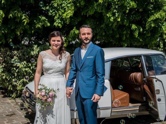 Le mariage de Yoann et Lucie à Châteaugiron, Ille et Vilaine 54