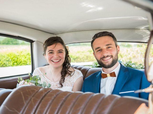 Le mariage de Yoann et Lucie à Châteaugiron, Ille et Vilaine 56