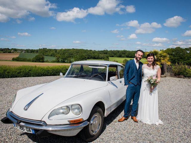 Le mariage de Yoann et Lucie à Châteaugiron, Ille et Vilaine 58