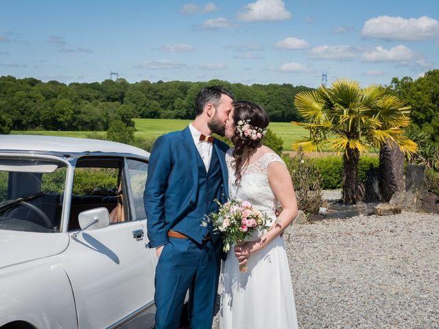 Le mariage de Yoann et Lucie à Châteaugiron, Ille et Vilaine 59