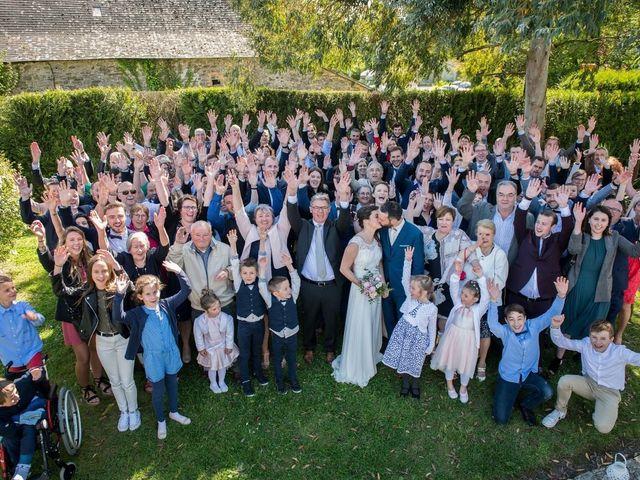 Le mariage de Yoann et Lucie à Châteaugiron, Ille et Vilaine 65