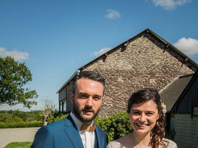 Le mariage de Yoann et Lucie à Châteaugiron, Ille et Vilaine 67