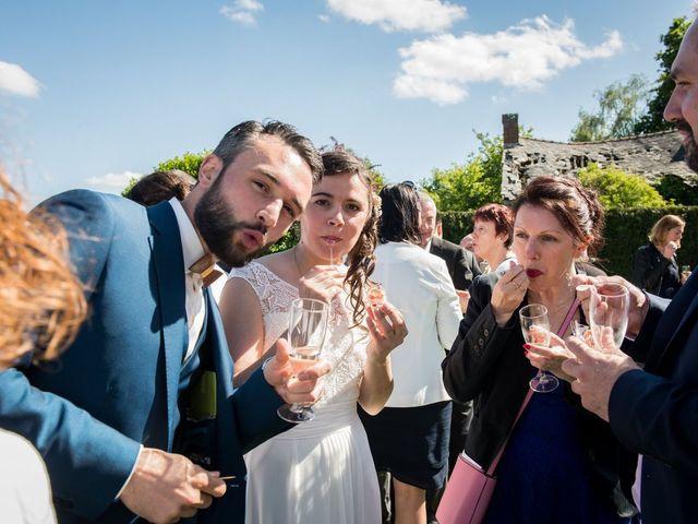 Le mariage de Yoann et Lucie à Châteaugiron, Ille et Vilaine 78