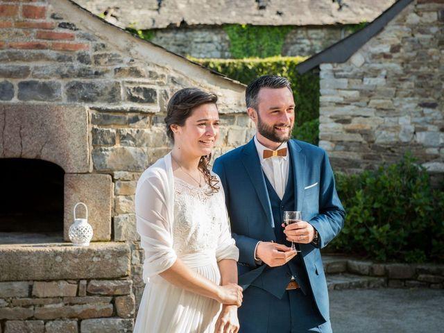 Le mariage de Yoann et Lucie à Châteaugiron, Ille et Vilaine 105