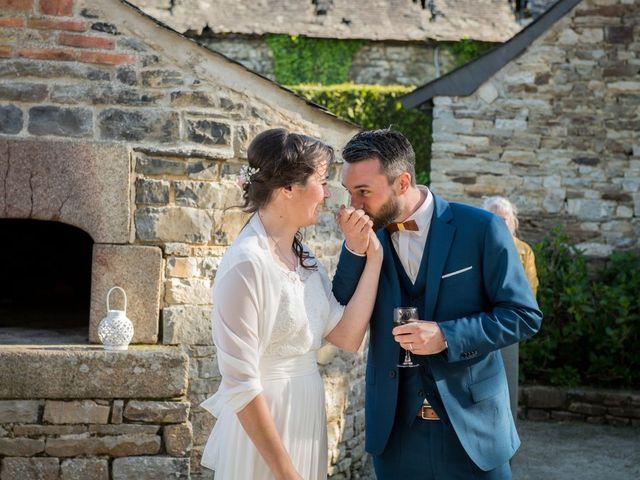 Le mariage de Yoann et Lucie à Châteaugiron, Ille et Vilaine 107