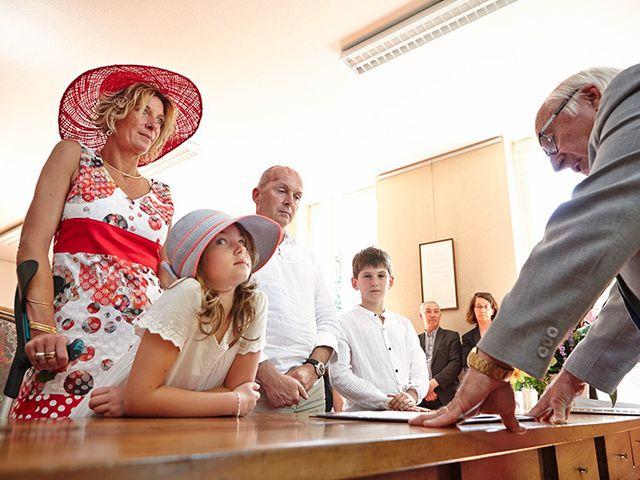 Le mariage de Richard et Élise à Saint-Jean, Haute-Garonne 7
