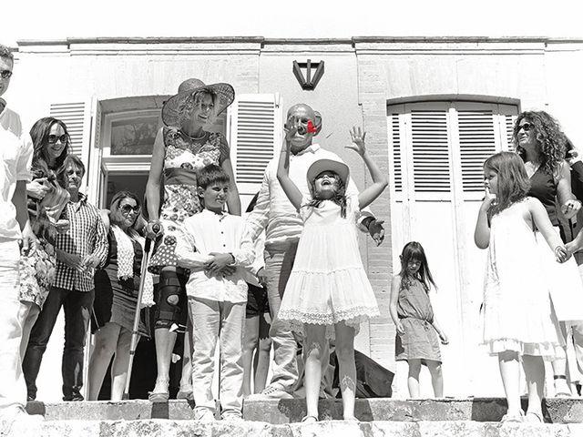 Le mariage de Richard et Élise à Saint-Jean, Haute-Garonne 1