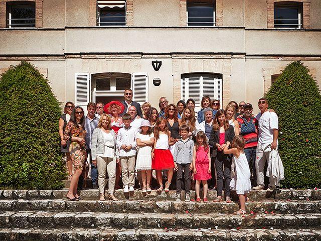 Le mariage de Richard et Élise à Saint-Jean, Haute-Garonne 12
