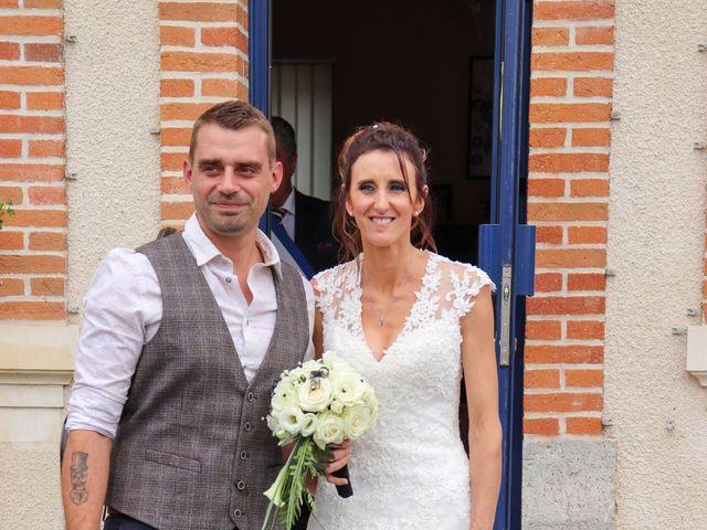 Le mariage de Anthony et Julie à Varennes-sur-Fouzon, Indre 11