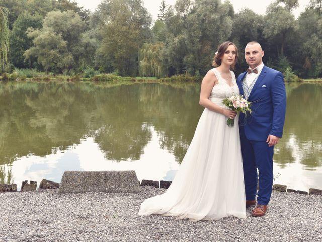 Le mariage de Dany et Manuella à Sebourg, Nord 2