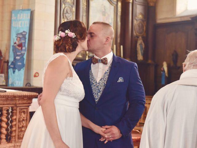 Le mariage de Dany et Manuella à Sebourg, Nord 13