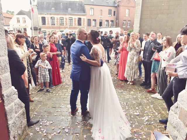 Le mariage de Dany et Manuella à Sebourg, Nord 14