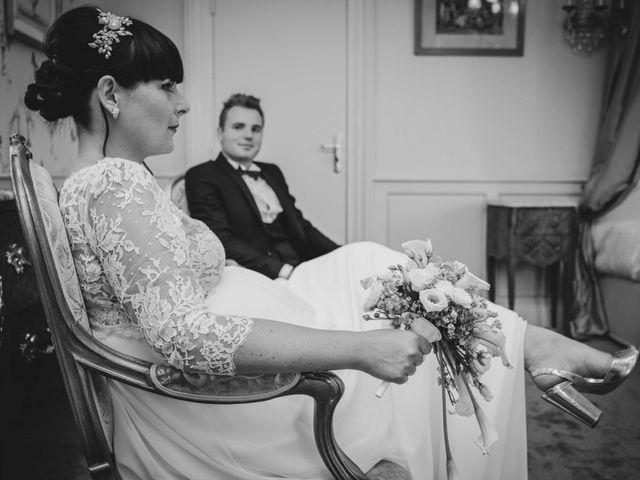 Le mariage de Déborah et Marc