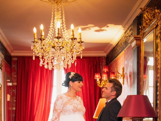 Le mariage de Marc et Déborah à Rennes, Ille et Vilaine 11