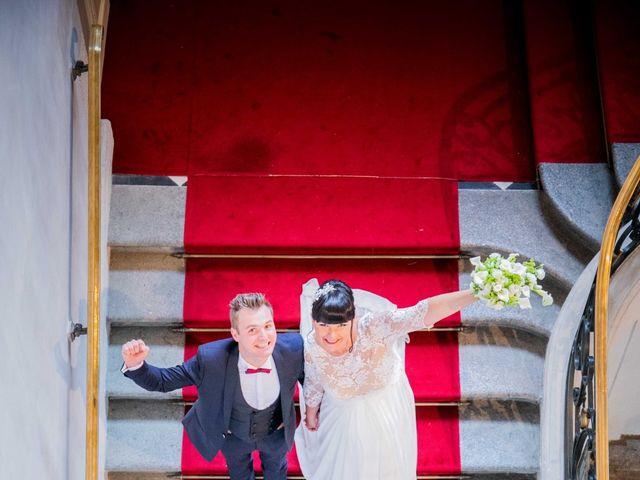 Le mariage de Marc et Déborah à Rennes, Ille et Vilaine 15