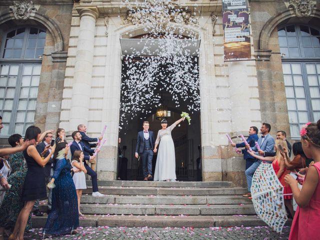 Le mariage de Marc et Déborah à Rennes, Ille et Vilaine 17