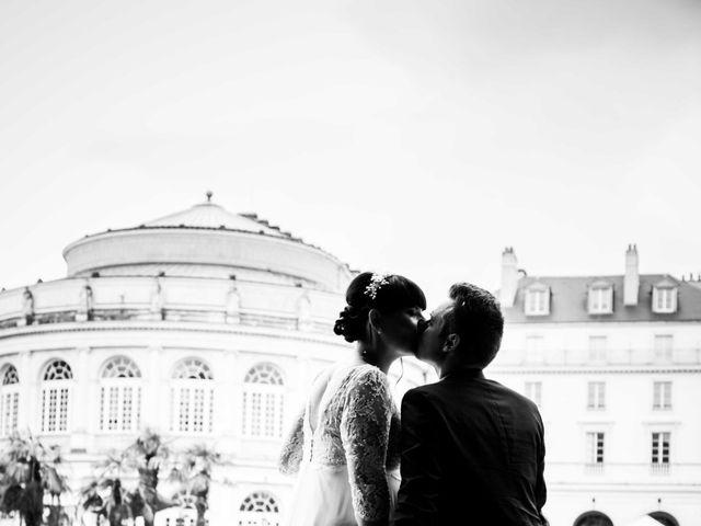 Le mariage de Marc et Déborah à Rennes, Ille et Vilaine 1