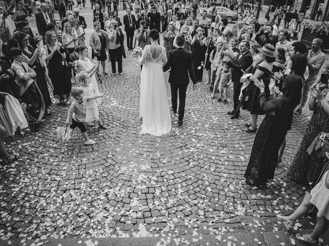 Le mariage de Marc et Déborah à Rennes, Ille et Vilaine 21