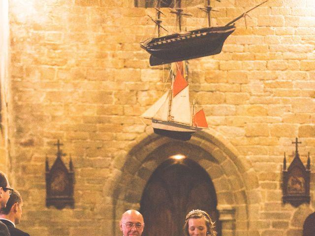 Le mariage de Florian et Elizabeth à Larmor-Plage, Morbihan 14