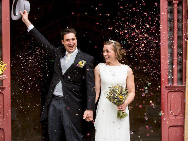 Le mariage de Elizabeth et Florian