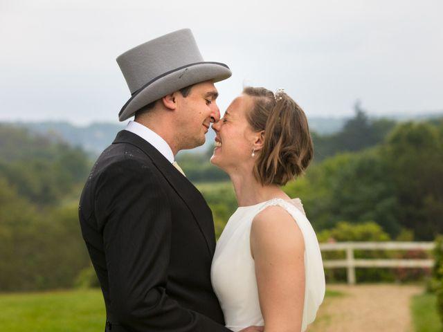 Le mariage de Florian et Elizabeth à Larmor-Plage, Morbihan 32