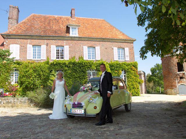 Le mariage de Daniel et Christine à Ressons-sur-Matz, Oise 9