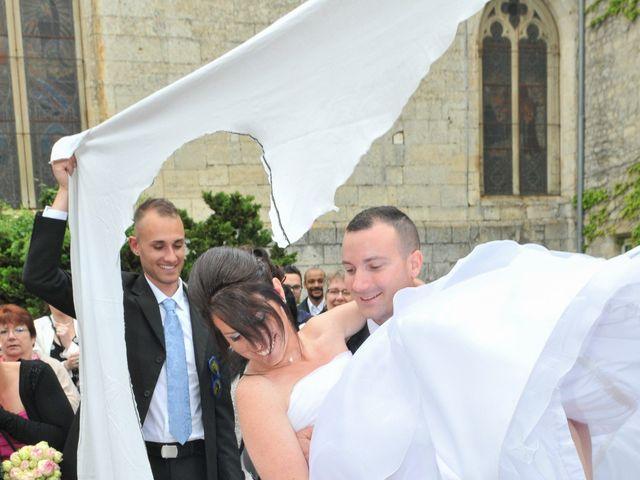 Le mariage de Jean et Elodie à Coulonges-sur-l'Autize, Deux-Sèvres 24