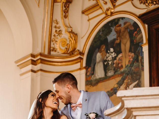Le mariage de Charly et Sarah à Toulouse, Haute-Garonne 15