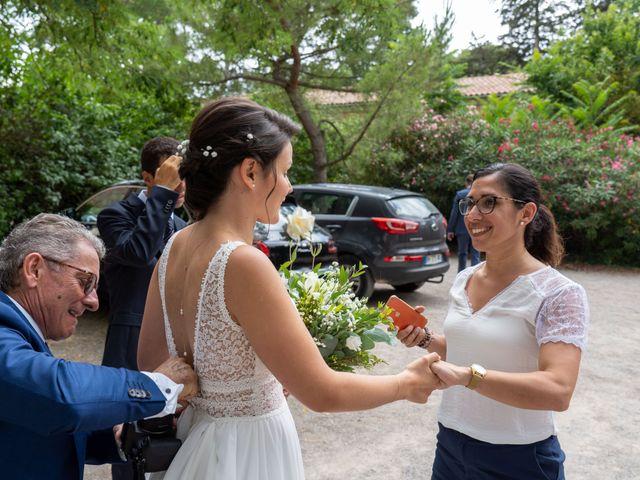 Le mariage de Alexandre et Audrey à Marseillan, Hérault 5
