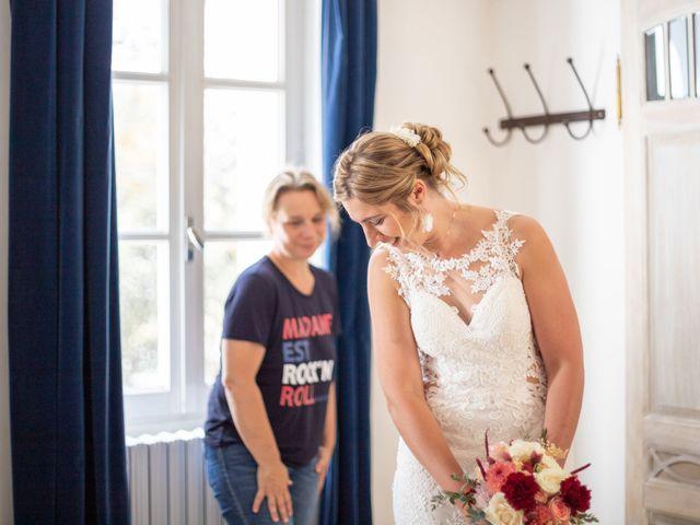 Le mariage de Cedric et Elodie à Nans-les-Pins, Var 19