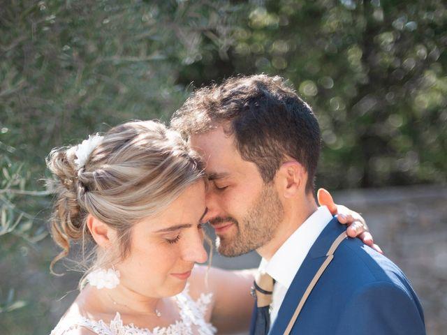 Le mariage de Cedric et Elodie à Nans-les-Pins, Var 36
