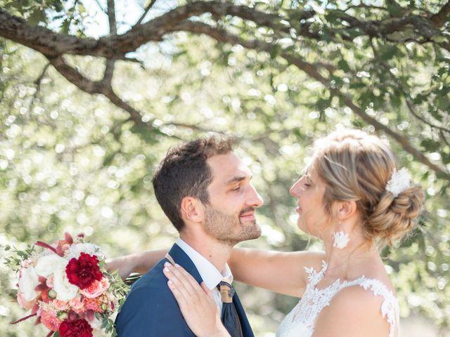 Le mariage de Cedric et Elodie à Nans-les-Pins, Var 39