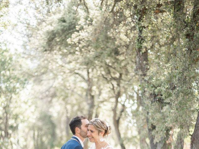 Le mariage de Cedric et Elodie à Nans-les-Pins, Var 41