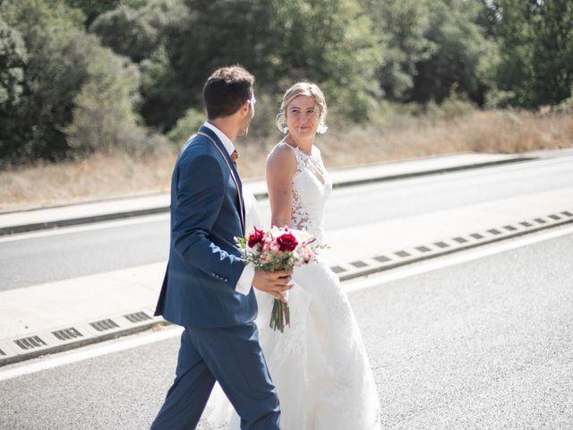 Le mariage de Cedric et Elodie à Nans-les-Pins, Var 42