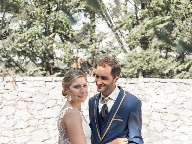 Le mariage de Cedric et Elodie à Nans-les-Pins, Var 43